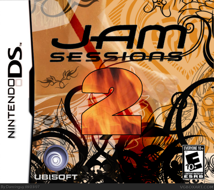 Jam Sessions 2 box art cover