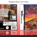 Kingdom Hearts 358/2 Days Box Art Cover