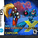 Megaman X1-CM Box Art Cover
