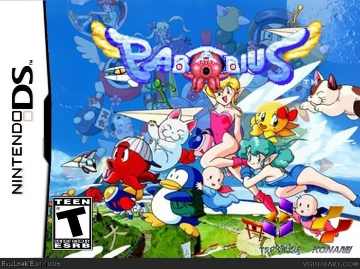 Judge a game by its cover 14091-parodius