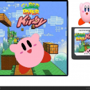 Super Paper Kirby Box Art Cover
