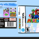 Mario Party Collection Box Art Cover