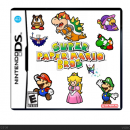 Super Paper Mario Bros. Box Art Cover