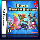 Super Smash Sisters Box Art Cover