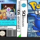 Pokemon Emerald Version 2 Box Art Cover