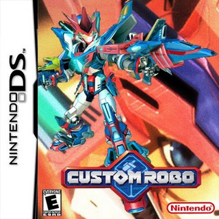 Custom Robo box art cover