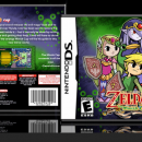 Zelda: The Minish Cap Box Art Cover