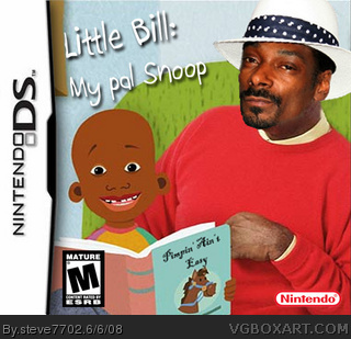 Little Bill: My pal Snoop box cover