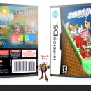 Sonic DS Box Art Cover