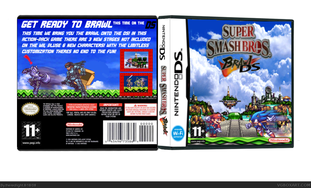 Download Super Smash Bros Brawl Save Data