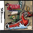 The Legend of Zelda: The Windwaker Box Art Cover