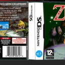 The legend of zelda: the story of link Box Art Cover