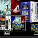 Limited Sonic Nintendo DS Lite w/ STB: CE Box Art Cover