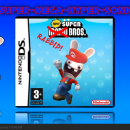 New Super Rabbid Bros. Box Art Cover