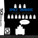 Space Invaders: Octopus edition Box Art Cover