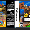 NEW Super Mario Bros. Box Art Cover