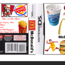 McDonalds: The Video Game Box Art Cover