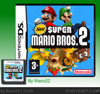 super mario brothers 2 ds