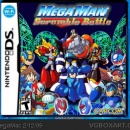 Mega Man: Scramble Battle Box Art Cover