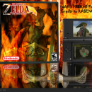 The Legend Of Zelda: The Will Of Fire Box Art Cover