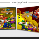 Mario Hoops: 3 on 3 Box Art Cover