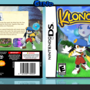 Klonoa Box Art Cover