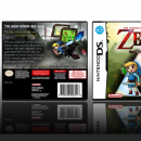 Zelda: Snowflake Rupee Box Art Cover