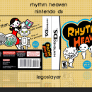 Rhythm Heaven Box Art Cover