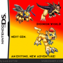 Digimon World: Next Gen(eration). Box Art Cover