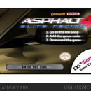 Asphalt 4 Box Art Cover