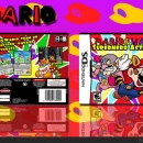 Mario and Wario-Superhero Action!!! Box Art Cover