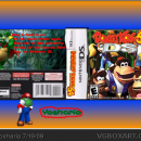 Donkey Kong 64 DS Box Art Cover