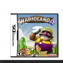 WarioLand 4 Box Art Cover