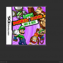 Luigi vs. Donkey Kong: Minis Go Green! Box Art Cover