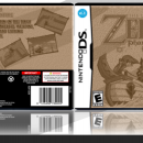 The Legend of Zelda: Phantom Hourglass Box Art Cover