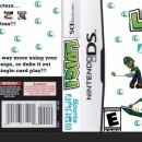 Luigi Sports Box Art Cover