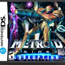 Metroid Prime 3: Corruption DS Box Art Cover