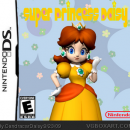 Super Princess Daisy Box Art Cover