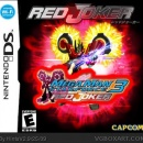 Megaman star force 3 Red Joker Box Art Cover
