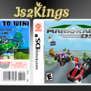 Mario Kart DSi Box Art Cover