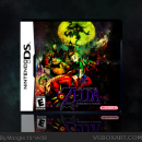 The Legend Of Zelda: Majora's Mask Box Art Cover