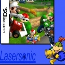 Mario Kart DS 2 Box Art Cover