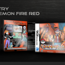 Pokemon Fire Red Version Box Art Cover