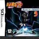 Naruto: Rise Of A Ninga 3 Box Art Cover