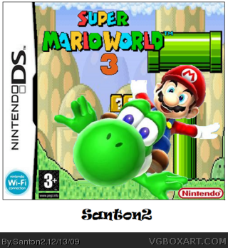 Super Mario World 3