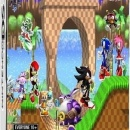 Sonic the Hedgehog Unlimited Box Art Cover