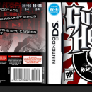 Guitar Hero Rise Against Box Art Cover