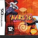 Naruto: Naruto vs Sasuke Box Art Cover