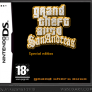 gta San Andreas special edition Box Art Cover
