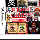 Grand Theft Nintendo Box Art Cover